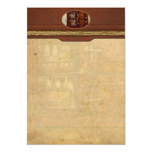 Chef - Fridge - The ice chest Card