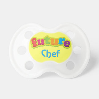 Chef (Future) Pacifier Gift