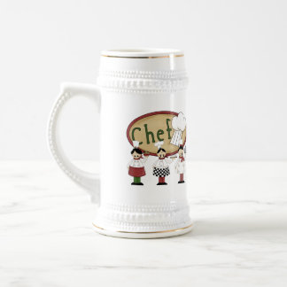 Chef Gift Beer Stein