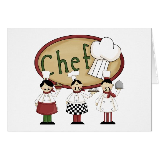 Chef Gift Card