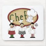 Chef Gift Mousepads