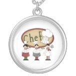 Chef Gift Pendants
