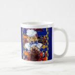 Chef  Golden Retriever Classic White Coffee Mug