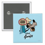 Chef Goofy Pinback Buttons
