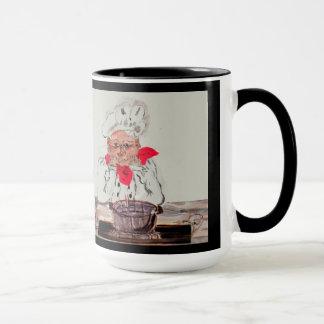 Chef Guiseppe Right Handed Mug