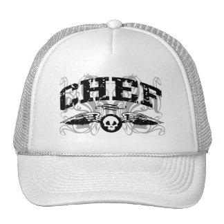 Chef Mesh Hats