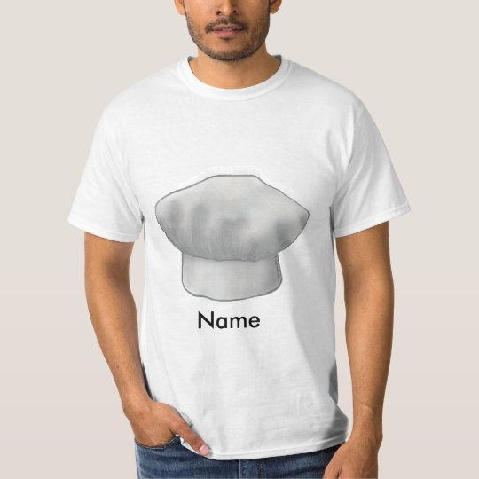 Chef Hat value t-shirt