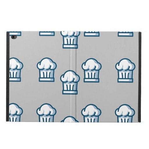 chef hats on grey powis iPad air 2 case