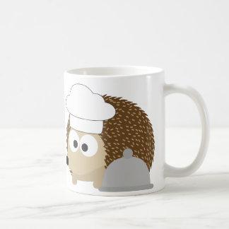 Chef Hedgehog Coffee Mug
