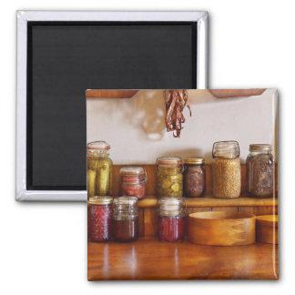 Chef - I love preserving things Fridge Magnet