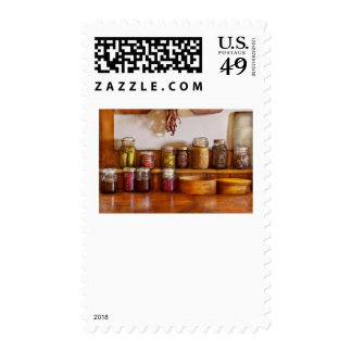 Chef - I love preserving things Stamps