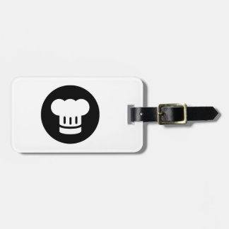 Chef Ideology Luggage Tags