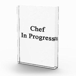 Chef In Progress Award