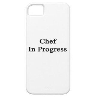 Chef In Progress iPhone 5 Cases