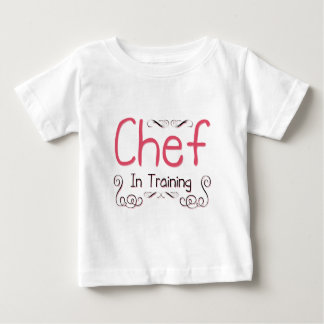 Chef in Training Infant T-shirt