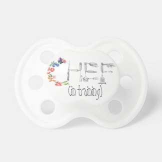 Chef (in training) Pacifier