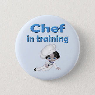 Chef In Training Pinback Button