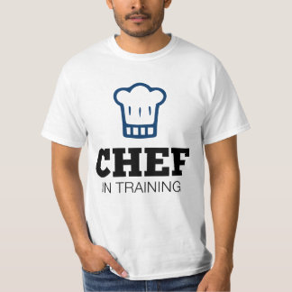 Chef In Training Shirts