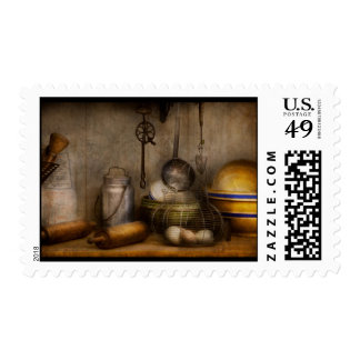 Chef - Ingredients - Breakfast and grandpa's Postage Stamps