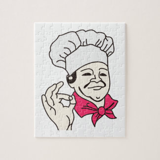 Chef Jigsaw Puzzle