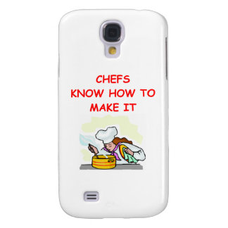 CHEF joke Samsung S4 Case