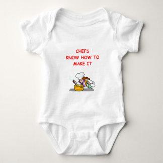 CHEF joke T-shirts