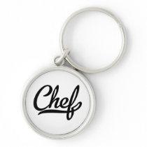 Chef Keychain