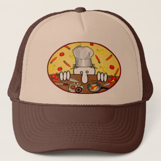 Chef Kilroy Hat