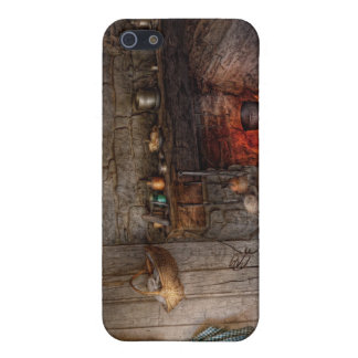 Chef - Kitchen - Home for the holidays iPhone 5 Case