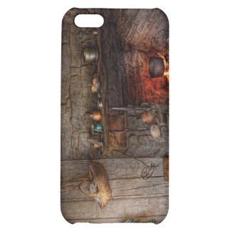 Chef - Kitchen - Home for the holidays Cover For iPhone 5C