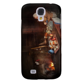 Chef - Kitchen - Maud Galaxy S4 Covers