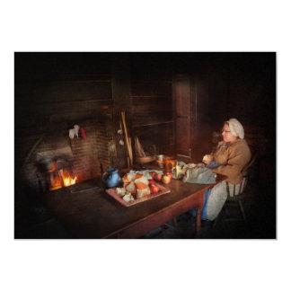 "Chef - Kitchen - Maud 5"" X 7"" Invitation Card"
