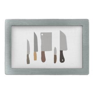 Chef Knives Belt Buckle