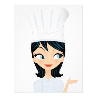 Chef Letterhead