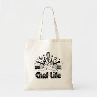 Chef Life: Kitchen Utensils Tote Bag