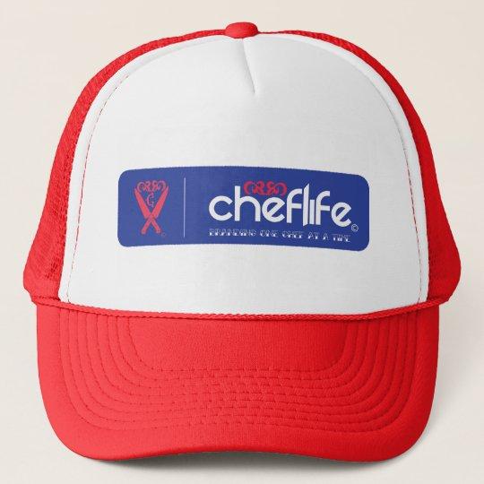 Chef Life Logo Hat