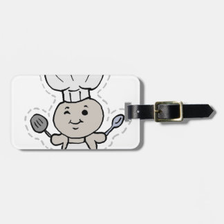 CHEF TAGS FOR LUGGAGE