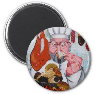chef refrigerator magnets