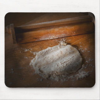 Chef - Making some dough Mouse Pad