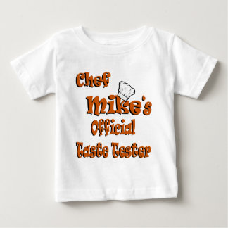 Chef Mike's taste tester Baby T-Shirt