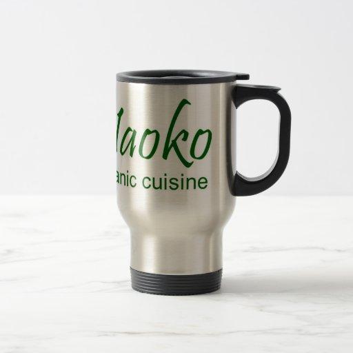 Chef Naoko Commuter Mug