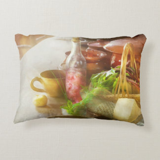 Chef - Natural Foods Accent Pillow