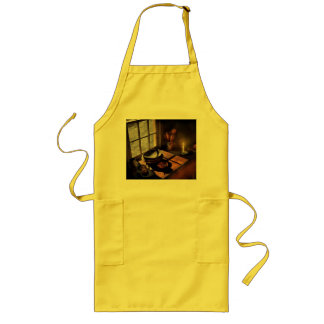 Chef - On a table II Long Apron