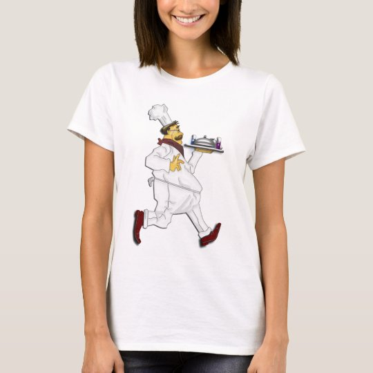 Chef on the run T-Shirt