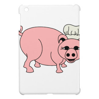 Chef Pig Case For The iPad Mini
