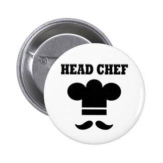 Chef Pin Redondo De 2 Pulgadas