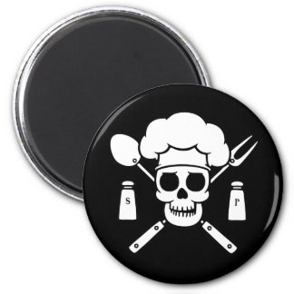 Chef Pirate Magnets