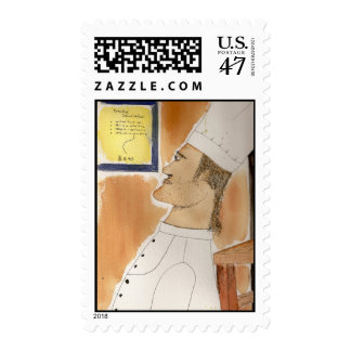 Chef Postage