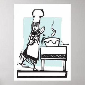 Chef Print