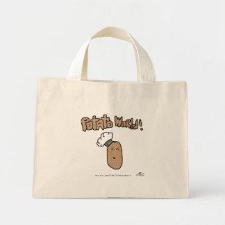Chef Potato! Mini Tote Bag